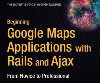 Google Maps Book